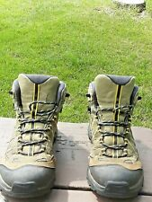 Mens Salomon summer mid hiking boots clima shield sz 8