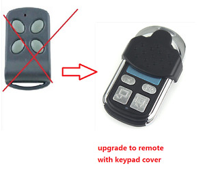 garage remote control for ETDOOR tx4 remote Roller Door 4 Buttons remote