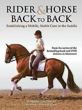 Rider and Horse Back to Back : Establishing a Mobile, Stable Core in the Saddle