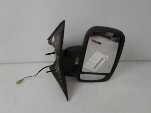 LDV V80 RIGHT DOOR MIRROR BLACK, 01/13-12/18 13 14 15 16 17 18