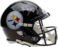Ben Roethlisberger Pittsburgh Steelers Autographed Riddell Speed Replica Helmet
