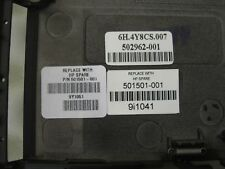 HP EliteBook 2730p - Original Bottom Base - P/N  501501-001