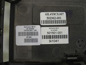 HP EliteBook 2730p - Original Bottom Base - P/N  501501-001