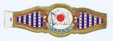 Japan  Flags of the  World cigar band vitolas Bauchbinden Sigarenbandje 49