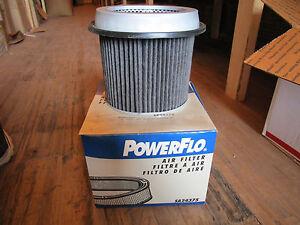 Power Flo SA24375 AIR FILTER FITS DODGE EAGLE HYUNDAI