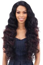 LETTY - FREETRESS EQUAL SYNTHETIC INVISIBLE L PART FULL WIG LONG WAVY