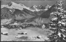 Alte Postkarte - Mittelberg im Kl. Walsertal