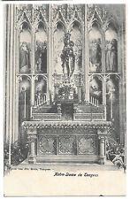 Notre Dame De Tongres, Altar PPC, Unposted, Undivided Back, by Van den Born