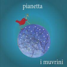 I MUVRINI - PIANETTA   CD NEU