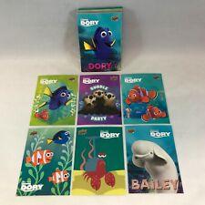 Disney Pixar FINDING DORY Movie Cards COMPLETE SET (40) by Upper Deck 2016