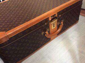 Grande Valise Stratos Louis Vuitton toile monogrammee Luggage Canvas