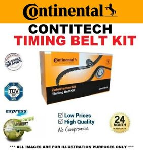 CONTITECH TIMING BELT KIT for RENAULT CLIO II 2.0 16V Sport 2004->on