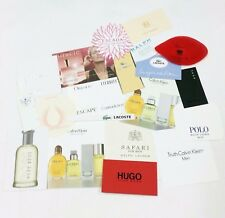 20 x Duftkarten / 20 x perfumed card / 20 x carte parfumée *LOT 009*