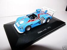 ALPINE A 441 74 /& A442B /& A 443 78 voiture miniature 1//43 collection eligor