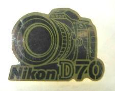 Nikon D70 Pin