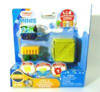 Thomas & Friends Fisher-Price MINIS Fizz 'n Go Cargo, Percy & Puppy
