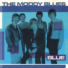 "THE MOODY BLUES ""Blue"" CD 1989 UK Pickwick Music PWKS 4022 P"