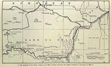 1923 - UNEXPLORED SUDAN - Bahr El-Ghazal - DINKA TRIBES - Nile Trade Survey - 05