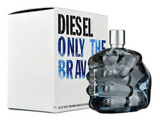 Diesel Only The Brave 200 ml Eau de Toilette Pour Homme Neu & Originalverpackt