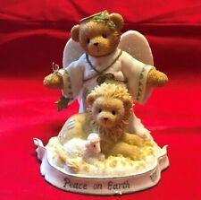 Tessa 112412 Cherished Teddies With Box Rare discontinued