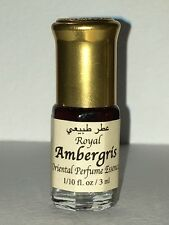 Oriental perfume  AMBERGRIS oil Essences 85% aphrodisiac for HER  perfume oil
