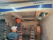Automotive paintbooth industrial spraybooth paint booth spray booth bake booth