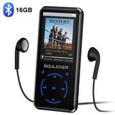 Lettore MP3,16GB Bluetooth Portatile Lossless Sound MP3 Musica, Digital...