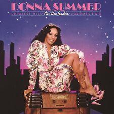 DONNA SUMMER - ON THE RADIO: GREATEST HITS VOL.1 & 2 (2LP)  2 VINYL LP NEW!
