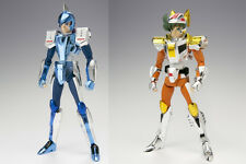 Bandai Cloth Myth Steel Saint Marine Ushio & Land Daichi Limited Figure Set