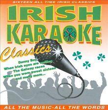 KARAOKE - IRISH KARAOKE: CLASSICS NEW CD