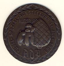 Augsburg-caniche-exposición especial 1963-perro (95)