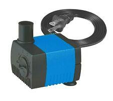 53 GPH Submersible Water Pump Aquarium Fish Tank Powerhead Fountain Hydroponic