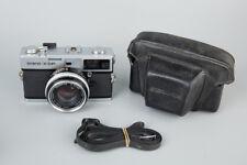 Olympus 35 SP 35mm Rangefinder Film Camera w/ G.Zuiko 42mm f/1.7 Lens, 35SP