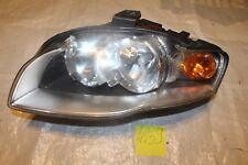 05 06 07 08 AUDI A4 DRIVER LEFT HEADLIGHT HEAD LAMP LIGHT 4939