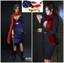 1/6 Carla Radames / Ada Wong Resident Evil 6 clothes for Hot toys Phicen ❶USA❶