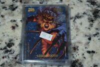 MARVEL MASTERPIECES 1994 POWERBLAST CARD #8 Sabretooth
