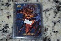 MARVEL MASTERPIECES 1994 POWERBLAST CARD #8 Sabretooth