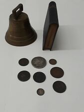 Junk Drawer Items/ Lot I / 19Th Century Coins & Other. No- Reserve.