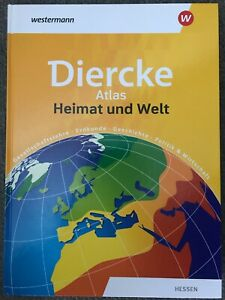 NEU HEIMAT UND WELT Atlas HESSEN Diercke