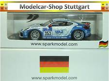 Porsche Cayman GT4 CS #353 - 24h Nürburgring 2016 - Spark 1:43 - Ltd.Edition 300