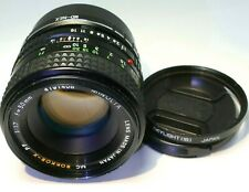 Minolta 50mm f1.7 Lens manual Focus or Sony E mount cameras α6500 α6100 α6400