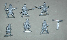 Wargames Foundry Cutthroat Pirates CUT23 Gun Crew