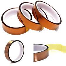 20mm 100ft Kapton Tape Adhesive High Temperature Heat Resistant Polyimide L7S