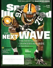 2016 Sports Illustrated Green Bay Packers Mike Daniels Subscription Issue NR/M