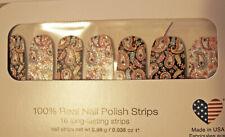 Color Street Nail Polish Strips OOPS A PAISLEY