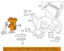 BMW OEM 96-02 Z3-Fuel Pump 16146756323