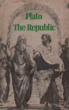 The Republic(Paperback Book)Plato-J.M. Dent And Sons-UK-1976-Acceptable