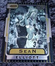 1996-97 BOWMAN'S BEST RETRO TB3 SEAN ELLIOT BASKETBALL CARD