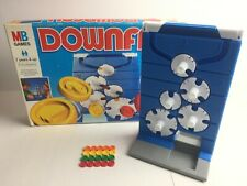 Vintage DOWNFALL BOARD GAME 1997 Edition MB Games Complete