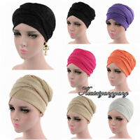 India Shimmer Long Scarf Head Turban Breathable Wrap Women Hijab Tube Head Scarf